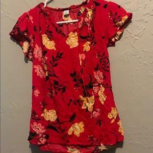 Flower 🌺 shirt